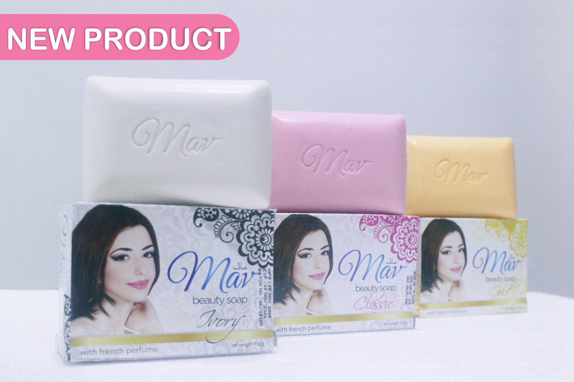 Mav Beauty Soap