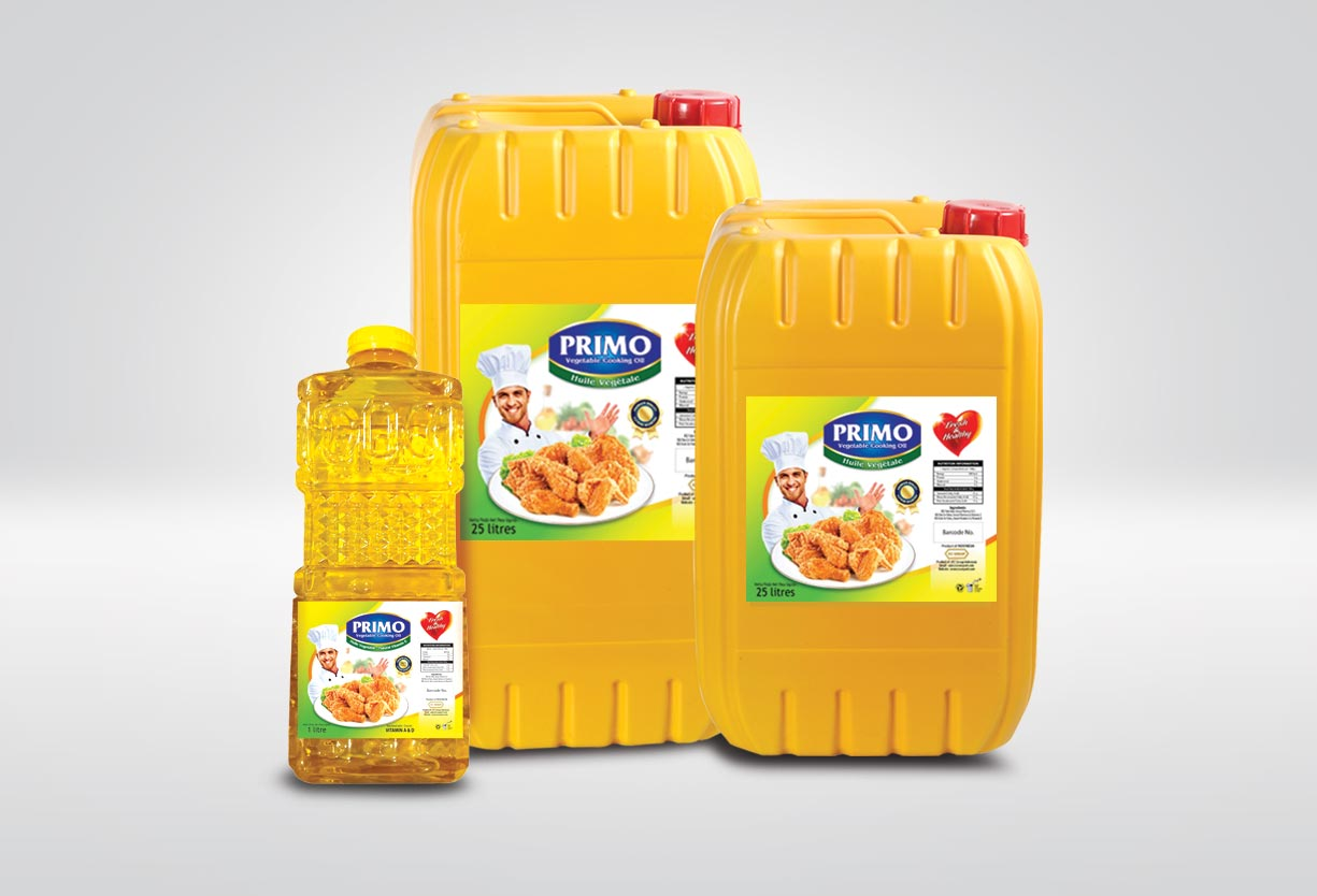 Primo Cooking Oil
